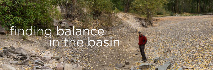 finding balance in the basin